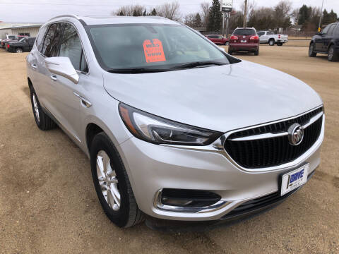 2020 Buick Enclave for sale at Drive Chevrolet Buick Rugby in Rugby ND
