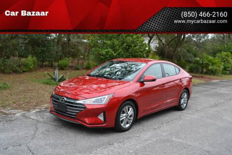 2020 Hyundai Elantra for sale at Car Bazaar in Pensacola FL