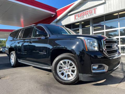 2019 GMC Yukon XL for sale at Furrst Class Cars LLC in Charlotte NC
