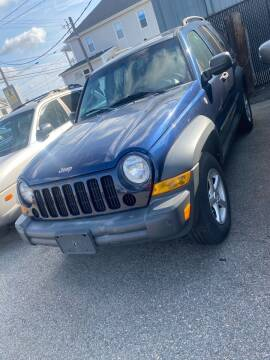 2006 Jeep Liberty for sale at Bob Luongo's Auto Sales in Fall River MA