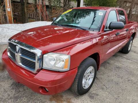 2007 Dodge Dakota for sale at Extreme Auto Sales LLC. in Wautoma WI