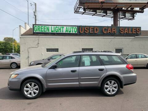 2008 Subaru Outback for sale at Green Light Auto in Sioux Falls SD