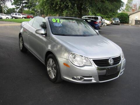 2007 Volkswagen Eos for sale at Reza Dabestani in Knoxville TN