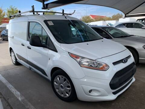 2016 Ford Transit Connect Cargo for sale at Excellence Auto Direct in Euless TX
