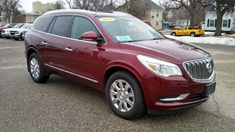 2015 Buick Enclave for sale at Unzen Motors in Milbank SD