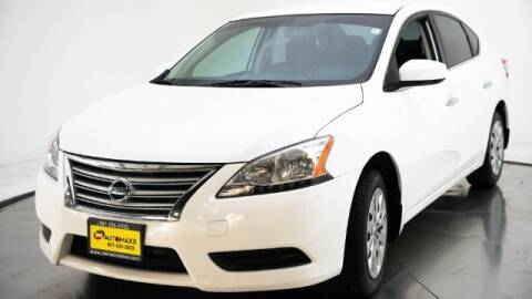 2015 Nissan Sentra for sale at AUTOMAXX MAIN in Orem UT