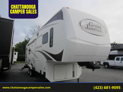 2007 Dutchmen Grand Junction for sale at CHATTANOOGA CAMPER SALES in Chattanooga TN
