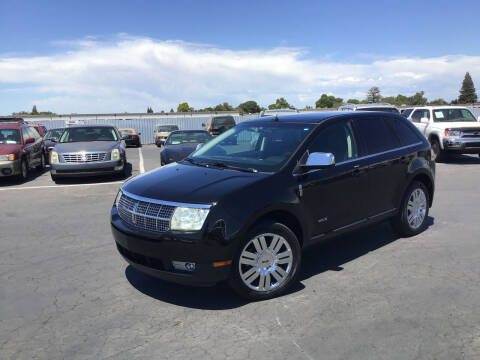2008 Lincoln MKX for sale at My Three Sons Auto Sales in Sacramento CA