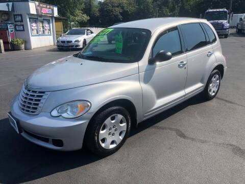 2007 Chrysler PT Cruiser for sale at 3 BOYS CLASSIC TOWING and Auto Sales in Grants Pass OR