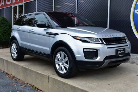 2017 Land Rover Range Rover Evoque for sale at Alfa Romeo & Fiat of Strongsville in Strongsville OH