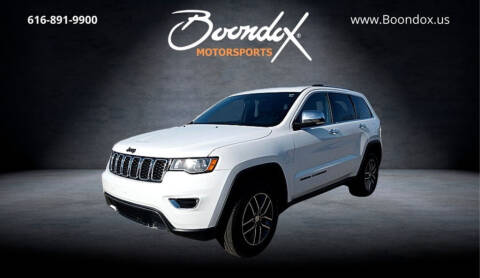 2017 Jeep Grand Cherokee for sale at Boondox Motorsports in Caledonia MI