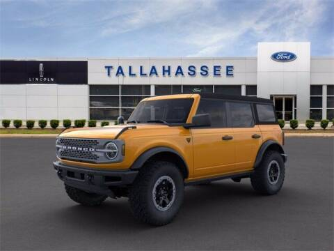 2021 Ford Bronco for sale at PHIL SMITH AUTOMOTIVE GROUP - Tallahassee Ford Lincoln in Tallahassee FL