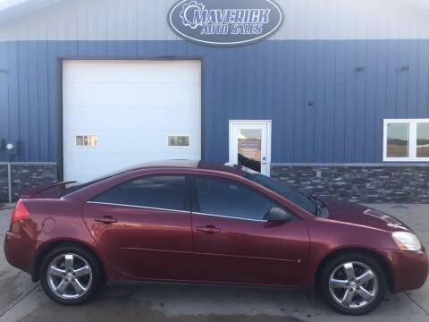 2008 Pontiac G6 for sale at Maverick Automotive in Arlington MN