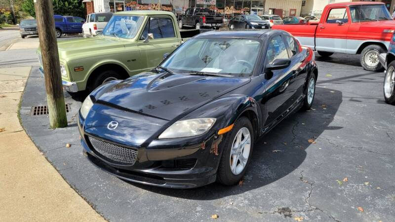 2006 Mazda RX-8 for sale at Rare Exotic Vehicles in Weaverville NC