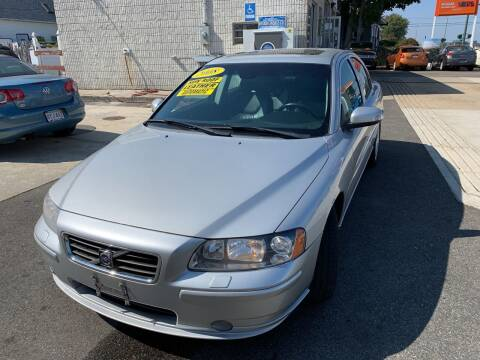 2008 Volvo S60 for sale at Quincy Shore Automotive in Quincy MA