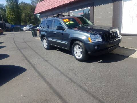 2007 Jeep Grand Cherokee for sale at Bonney Lake Used Cars in Puyallup WA