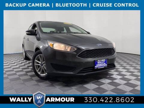 2016 Ford Focus for sale at Wally Armour Chrysler Dodge Jeep Ram in Alliance OH