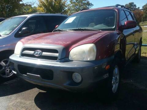 2005 Hyundai Santa Fe for sale at Dave-O Motor Co. in Haltom City TX