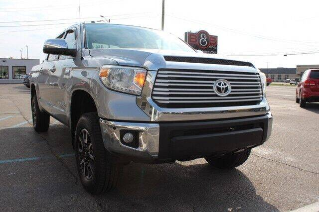 2014 Toyota Tundra for sale at B & B Car Co Inc. in Clinton Township MI