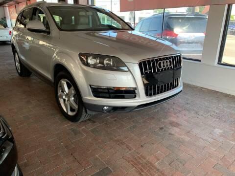 2012 Audi Q7 for sale at Adams Motors INC. in Inwood NY