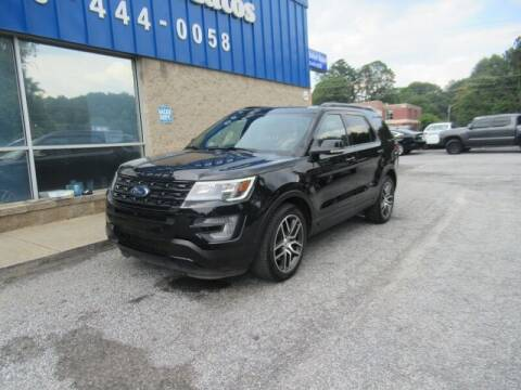 2017 Ford Explorer for sale at 1st Choice Autos in Smyrna GA