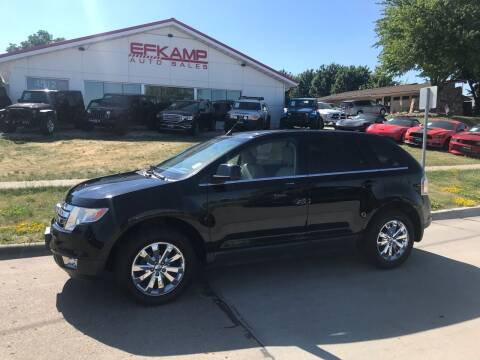 2008 Ford Edge for sale at Efkamp Auto Sales LLC in Des Moines IA