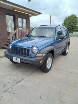 2006 Jeep Liberty for sale at CARS4LESS AUTO SALES in Lincoln NE