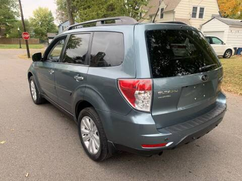 2013 Subaru Forester for sale at Via Roma Auto Sales in Columbus OH