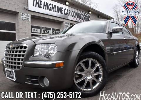 2008 Chrysler 300 for sale at The Highline Car Connection in Waterbury CT