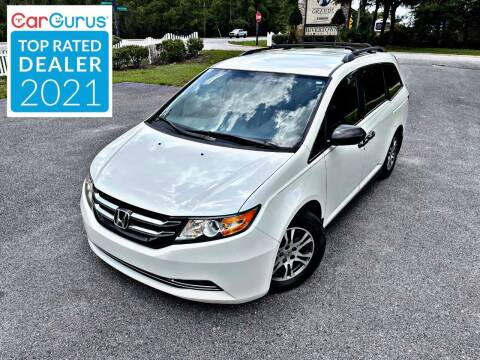 2015 Honda Odyssey for sale at Brothers Auto Sales of Conway in Conway SC