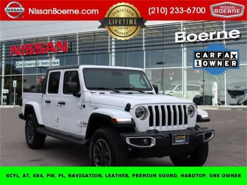 2020 Jeep Gladiator for sale at Nissan of Boerne in Boerne TX