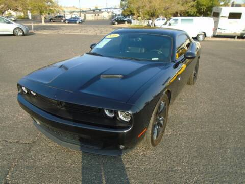 2016 Dodge Challenger for sale at Team D Auto Sales in St George UT