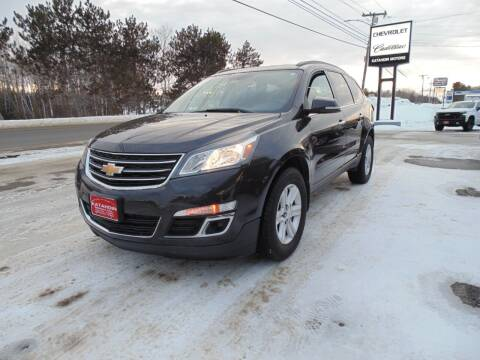 2014 Chevrolet Traverse for sale at KATAHDIN MOTORS INC /  Chevrolet Sales & Service in Millinocket ME