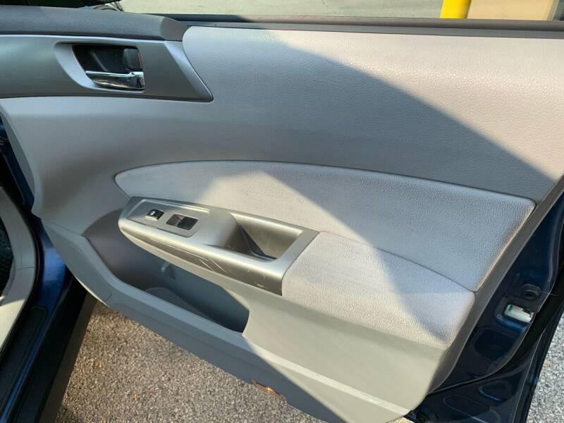 2009 Subaru Forester AWD 2.5 X L.L. Bean 4dr Wagon w/Navi - Villa Park IL