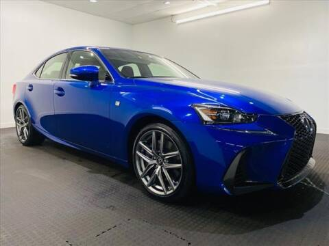 2018 Lexus IS 300 for sale at Champagne Motor Car Company in Willimantic CT