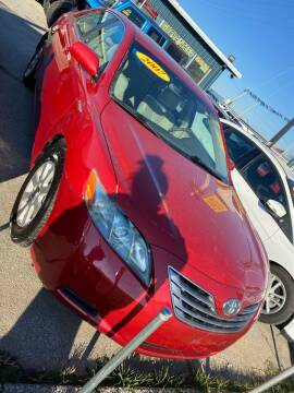 2007 Toyota Camry Hybrid for sale at Car Barn of Springfield in Springfield MO