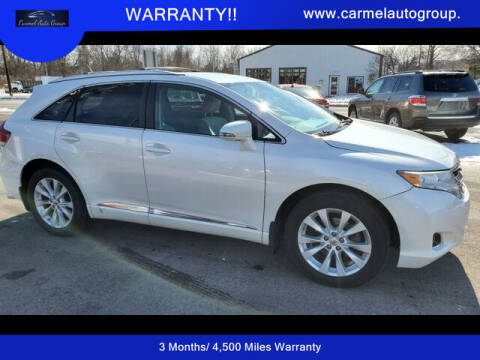 2015 Toyota Venza for sale at Carmel Auto Group in Indianapolis IN