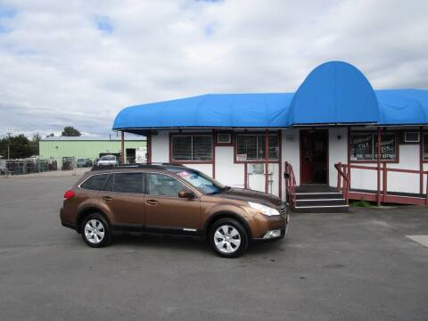 2011 Subaru Outback for sale at Jim's Cars by Priced-Rite Auto Sales in Missoula MT