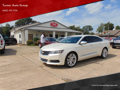 2014 Chevrolet Impala for sale at Turner Auto Group in Greenwood MS