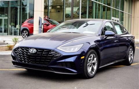 2021 Hyundai Sonata for sale at Jeremy Sells Hyundai in Edmunds WA