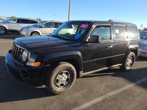 2009 Jeep Patriot for sale at Auto Bike Sales in Reno NV