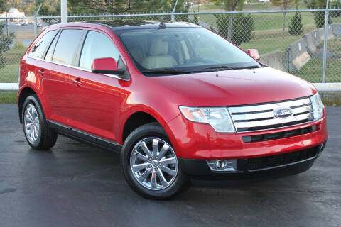 2010 Ford Edge for sale at Dan Paroby Auto Sales in Scranton PA
