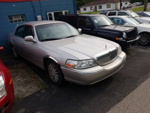 2004 Lincoln Town Car for sale at Buy For Less Motors, Inc. in Columbus OH