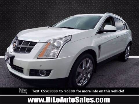 2012 Cadillac SRX for sale at Hi-Lo Auto Sales in Frederick MD