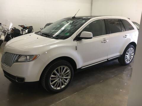 2011 Lincoln MKX for sale at CHAGRIN VALLEY AUTO BROKERS INC in Cleveland OH