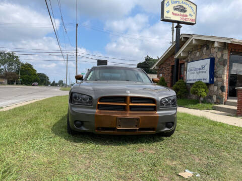 2008 Dodge Charger for sale at All Starz Auto Center Inc in Redford MI