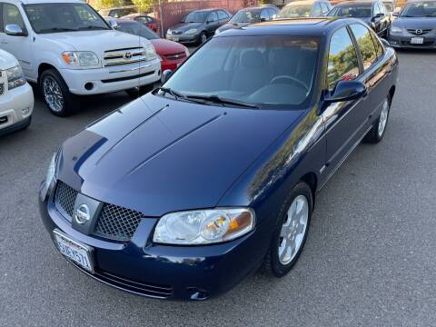 2006 Nissan Sentra for sale at C. H. Auto Sales in Citrus Heights CA