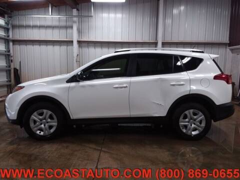 2015 Toyota RAV4 for sale at East Coast Auto Source Inc. in Bedford VA