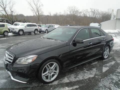 2014 Mercedes-Benz E-Class for sale at Island Auto Buyers in West Babylon NY