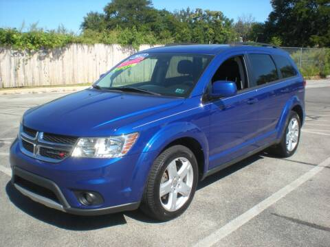 2012 Dodge Journey for sale at 611 CAR CONNECTION in Hatboro PA